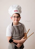 Sabin The Pampered Chef Kid
